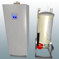 Water Heater (Heat pump system) - Mitsubishi Ecodan