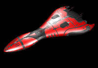 Firewing Space fighter