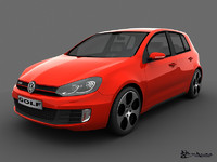 Volkswagen Golf GTI 5doors 2010