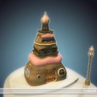 max 8 mini castle b
