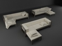 hularo furniture 3d model