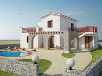 mediterranean villa max