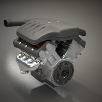 Generic V8 Petrol Engine