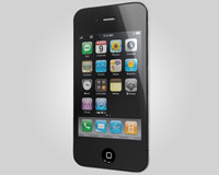 3D iphone 4