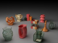 Vases collection