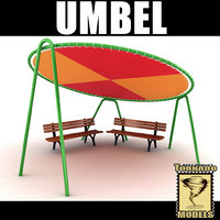 maya umbel benches