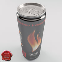 Drink Burn 0,25L Aluminum Can V2