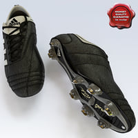 football shoes 3d model
