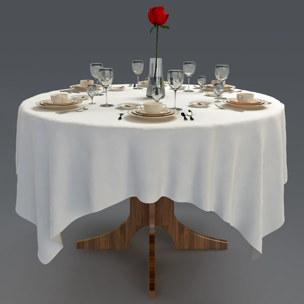 Restaurant Table V2