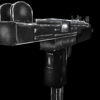 uzi weapons pistol 3ds