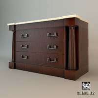 Chest of Drawers Baker