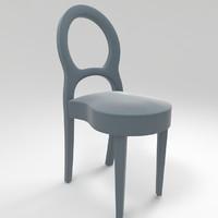 3d promemoria bilou chair
