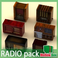 Retro Radio Pack