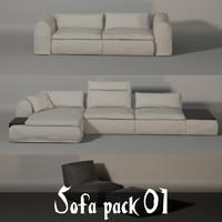 Sofa Pack 01