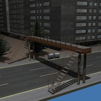 Metal bridge 2
