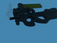 3ds fn p90