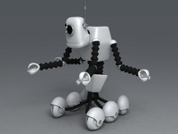robot cartoon max