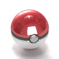 pokeball ball 3ds