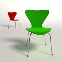 Arne Jacobsen 3107 chair
