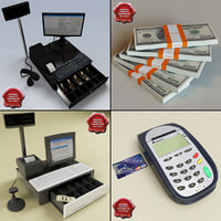 Cash Registers Collection