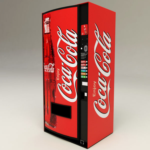 coca cola vending machine models