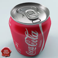 Drink Coca-Cola 0,237L Aluminum Can V2