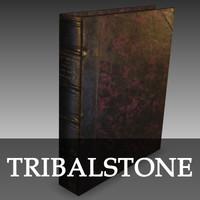 free book 3d model