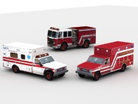 Fire Rescue PACK