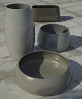 Sahara plant pot