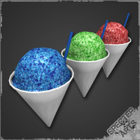 shaved snow cone lwo