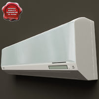 Wall Mounted Air Conditioner LG