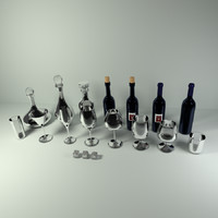 maya wine bar glassware pack