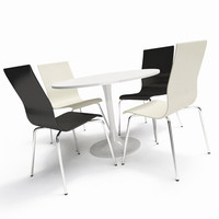 Modern Table & Chairs