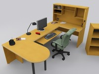 Office Desk Set