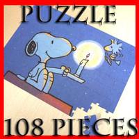 Puzzle - 108 pieces