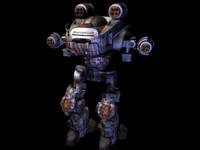 3d ma robot meca
