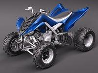 Yamaha Raptor QUAD