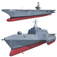US Navy Ships V6