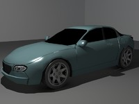 Basic Sports Car