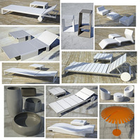 Gandia Blasco Outdoor Furniture Collection
