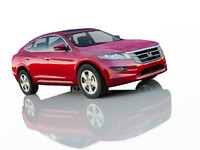 Honda Accord Crosstour 2009