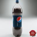 pepsi bottle 3D models