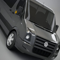 Crafter CR30 Minibus