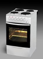 3d electric range