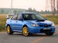 Subaru Impreza STi 2006-2009