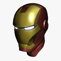 Ironman Head