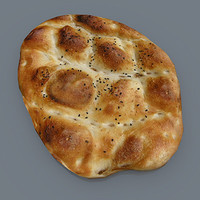 pide istanbul turkey 3d model