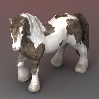 Tinker Stallion Textured