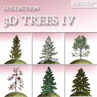 tree collection 04