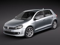 Volkswagen Golf 6 BlueMotion